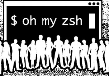oh-my-zsh тормозит в git папках